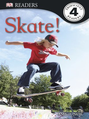 cover image of Skate!